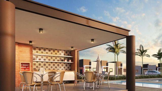 Oportunidade-Lançamento Jardim das Acácias - Casa 2/4 com área para ampliação - Foto 4