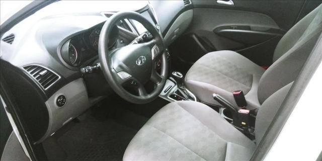 HYUNDAI HB20 1.6 COMFORT PLUS 16V FLEX 4P AUTOMÁTICO - Foto 7