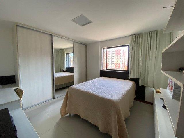 Apartamento 3 Suítes, Mobiliado, 157m², Alto Padrão - Ponta Verde - Foto 3