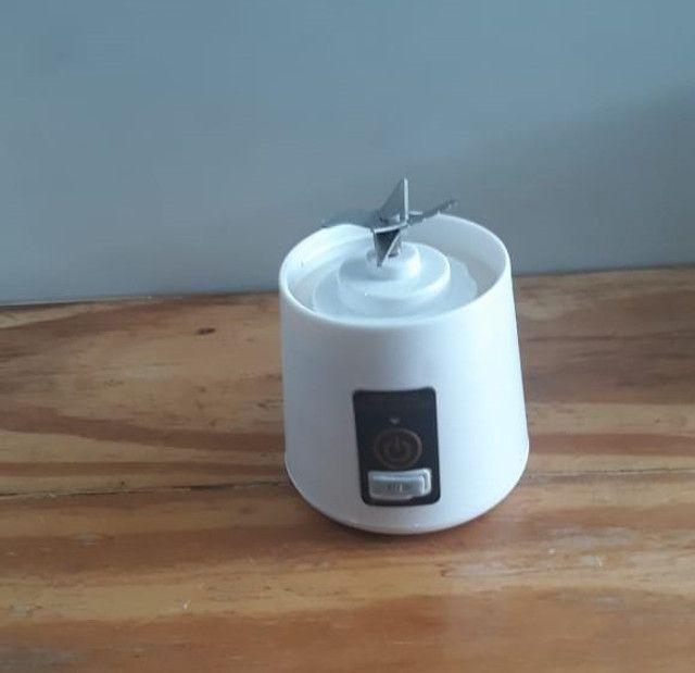 Mini liquidificador portátil  - Foto 3