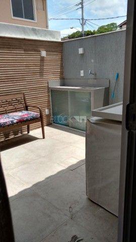 Casa de condomínio à venda com 3 dormitórios em Vargem pequena, Rio de janeiro cod:BI9159 - Foto 12