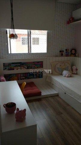 Casa de condomínio à venda com 3 dormitórios em Vargem pequena, Rio de janeiro cod:BI9159 - Foto 14
