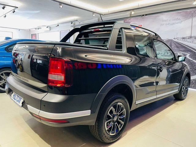 VW VOLKSWAGEN SAVEIRO CROSS CD 1.6 FLEX MT 20-21  - Foto 2