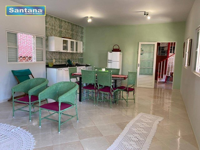 Chale de Laje com 4 dormitórios todos suites, à venda, 165 m² por R$ 250.000 - Mansões das - Foto 13
