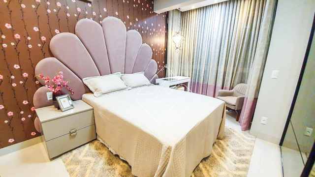 Apartamento com 3 dormitórios à venda, 117 m² por R$ 670.000 - Pallazzio Club Residence -  - Foto 4