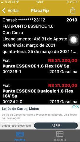 Punto essence 1.6 Flex 2013 - Foto 6