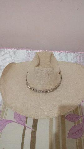 chapeu feminino da mundial - Foto 3