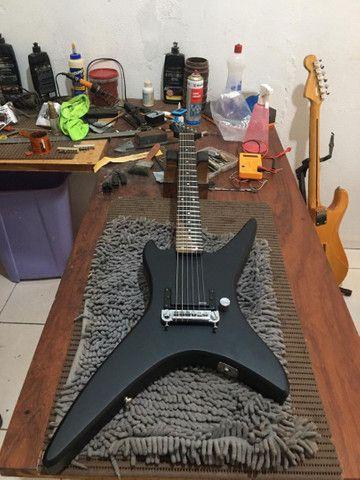 Guitarra BC Rich Stealth