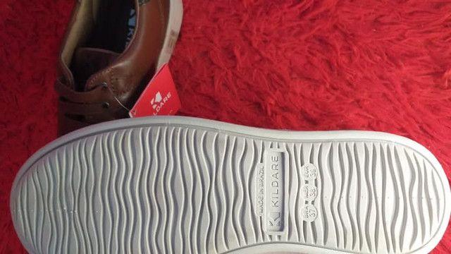 Sapato Masculino- KILDARE - Foto 4