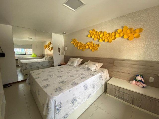 Apartamento 3 Suítes, Mobiliado, 157m², Alto Padrão - Ponta Verde - Foto 15