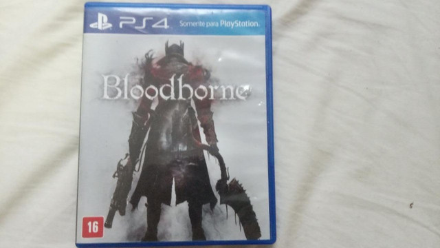 Bloodborne PS4 (envio para todo Brasil)