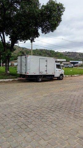 Mudança, caminhão de retorno, parcele até 12 X cartão crédito - Foto 2