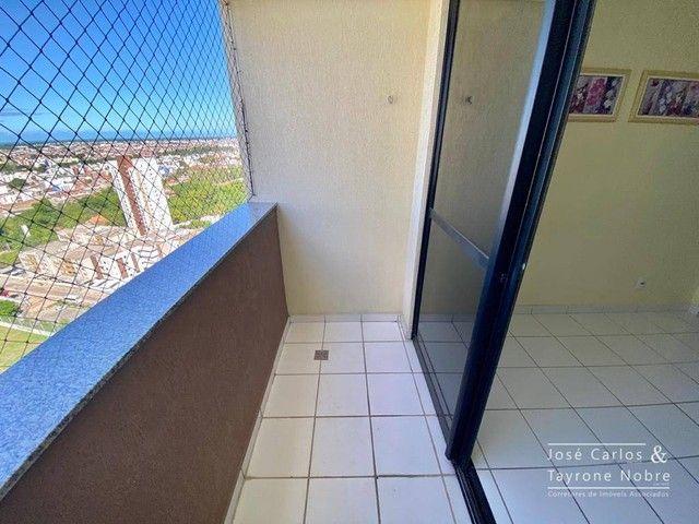 Apartamento com 3 quartos, andar alto, 2 vagas - Renascença Bancários - Foto 10