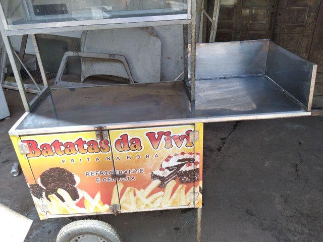 Vendo esse carrinho  - Foto 2