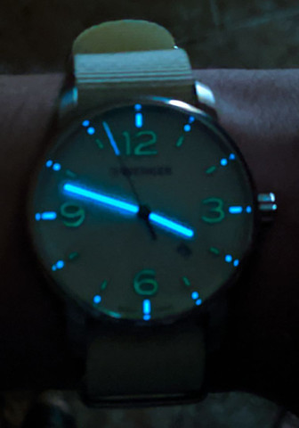 Relógio Wenger Suíço - Foto 5