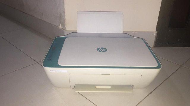 Multifuncional HP com DEFEITO