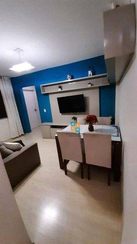 Apartamento com 2 dormitórios à venda, 43 m² por R$ 160.000 - Vale das Palmeiras - Sete La - Foto 6