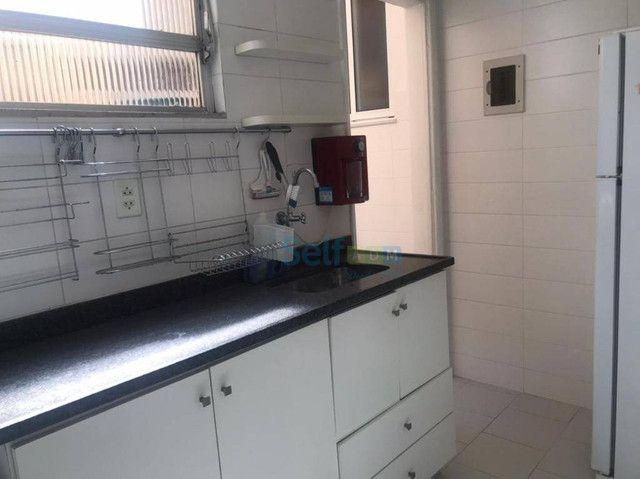 Apartamento com 2 dormitórios para alugar, 50 m² - Icaraí - Niterói/RJ - Foto 15