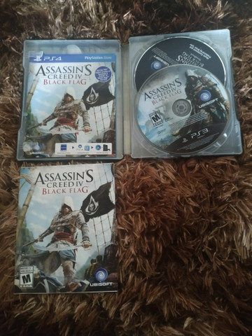 Edição colecionador assassin's Creed black flag - Foto 2