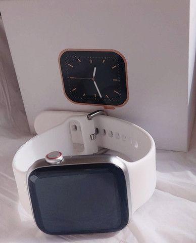 Smartwatch Iwo12 W26 - Series 6 Tela Infinita 44mm - Foto 6