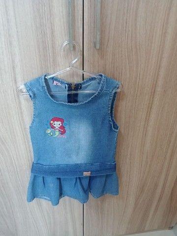 Lindo vestido infantil 2 anos - Foto 2