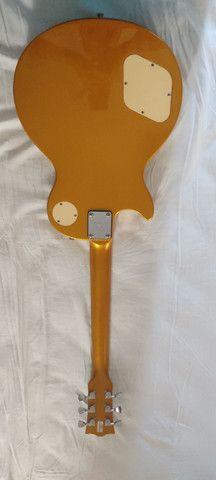 Michael Les Paul GM730N Gold - Foto 3