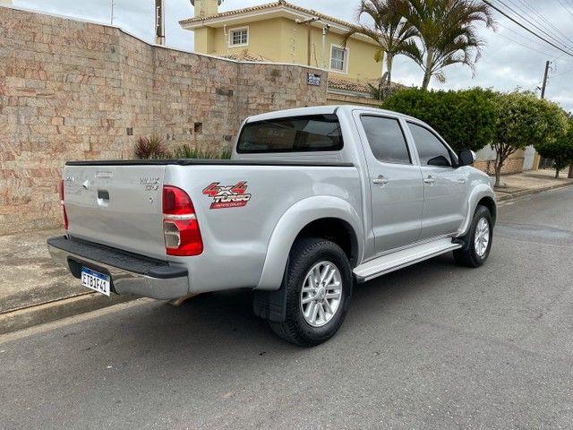 Toyota Hilux 3.0 SRV 2013 TOP Controle tração OPORTUNIDADE ABAIXO FIPE - Foto 9