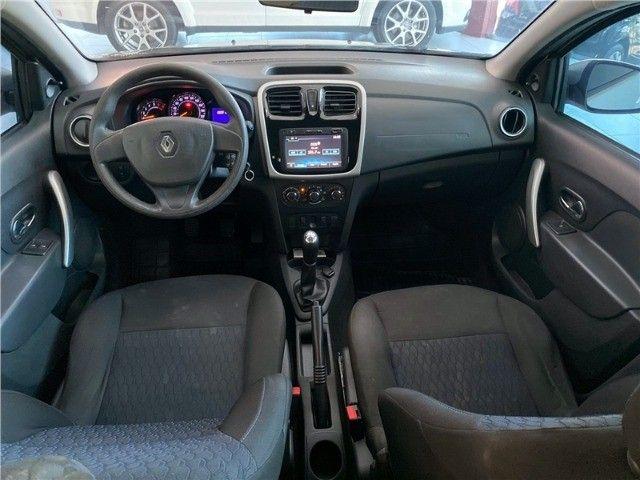 Renault Sandero 1.0 12v  Flex Expression 4p Manual 2017 - Foto 6
