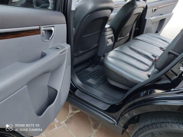 IMPECÁVEL Santa Fé 3.5 V6 Tiptronic 6 marchas  - Foto 15