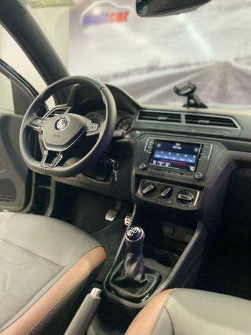 VW VOLKSWAGEN SAVEIRO CROSS CD 1.6 FLEX MT 20-21  - Foto 12