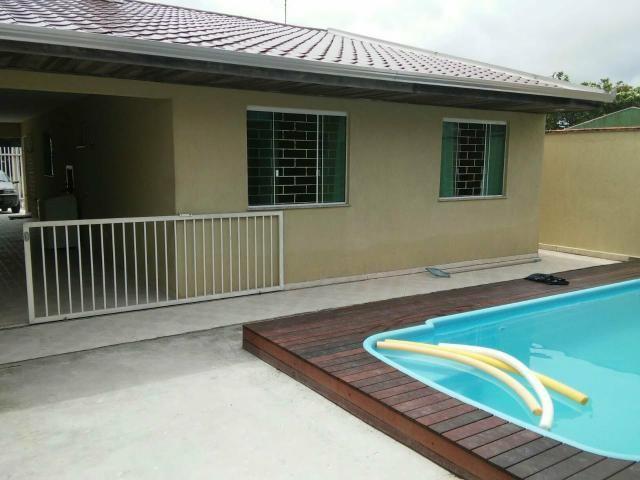 Casa com piscina em matinhos - Foto 11