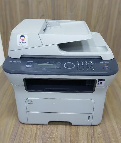 Impressora Multifuncional Laser Samsung SCX 4828 fn - revisada + toner cheio