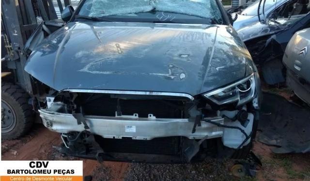 Peças Sucata Audi A3 Tsfi sedan 2016 e 2017 - Foto 4