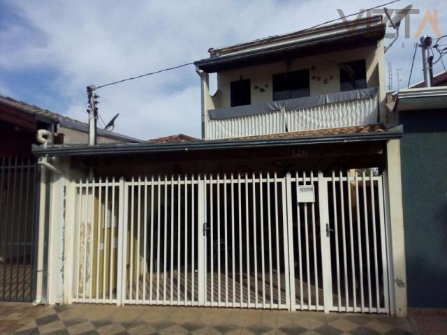 Casa residencial à venda, Vila Beatriz, Pouso Alegre.