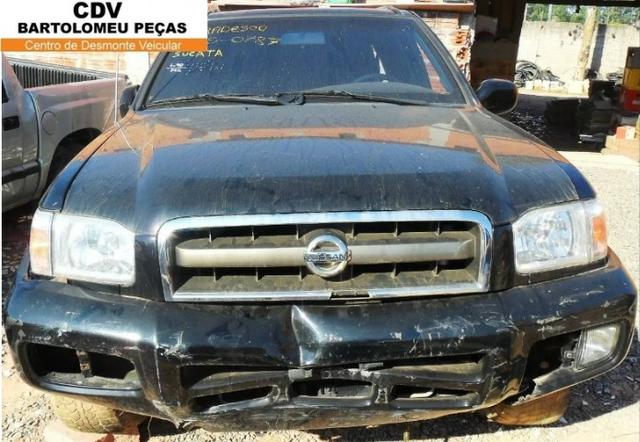 Peças Sucata Nissan Pathfinder 2003
