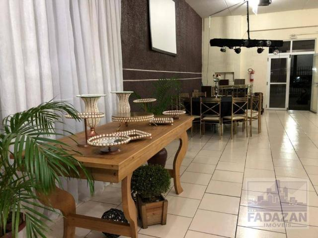 Ponto comercial à venda, 160 m² por r$ 150.000 - sítio cercado - curitiba/pr - Foto 10