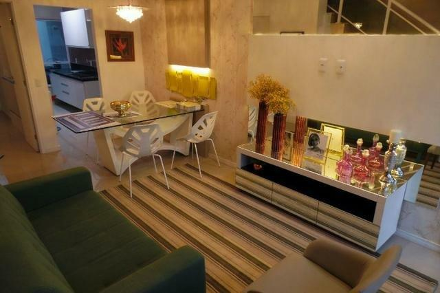 Casa duplex em condomínio c/ suites, 2 vagas EUSÉBIO - Foto 6
