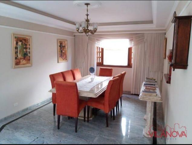 Sobrado com 4 dormitórios à venda, 320 m² por r$ 1.800.000 - conjunto residencial esplanad - Foto 2