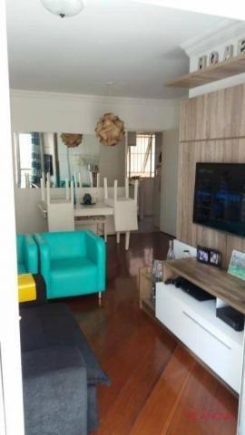 Apartamento com 3 dormitórios à venda, 90 m² por r$ 390.000 - jardim aquarius - são josé d - Foto 3