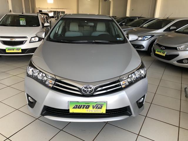 Toyota/Corolla 2.0 xei ano 2016 automático com 45 km - Foto 6