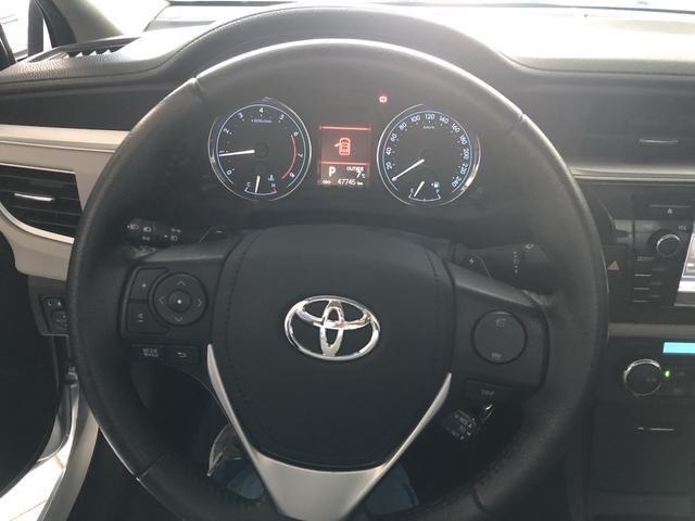 Toyota/Corolla 2.0 xei ano 2016 automático com 45 km - Foto 10