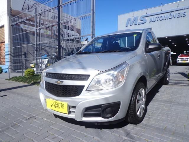 Oportunidade Gm - Chevrolet Montana Ls 1.4