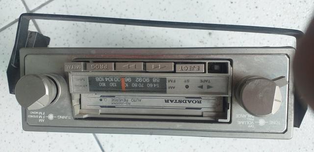Rádio toca fitas roadstar - Foto 3