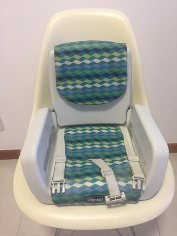 Cadeira de alimentação portátil - Chicco - Foto 3