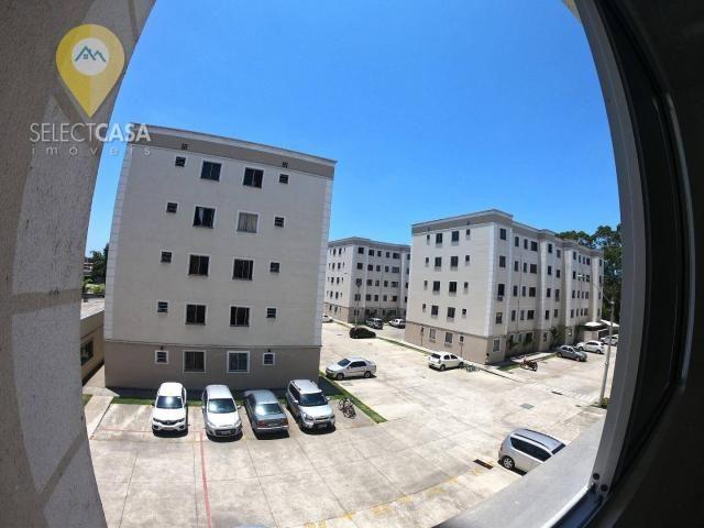 Oportunidade de morar em colina de laranjeiras em apartamento de 2 quartos - Foto 8