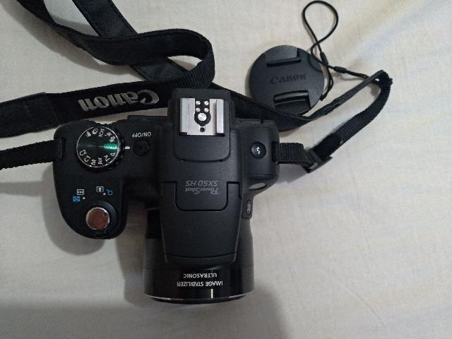 Camera Canon SX50 HS - Foto 3