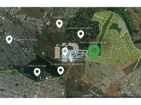 Terreno à venda com 0 dormitórios em Loteamento portal do vale ii, Uberlândia cod:24096 - Foto 8