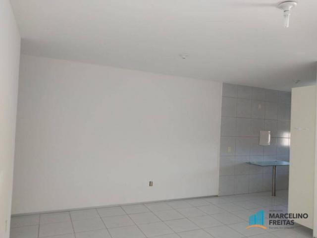 Casa com 3 dormitórios para alugar, 120 m² por r$ 1.239,00/mês - tamatanduba - eusébio/ce - Foto 9