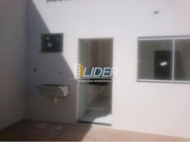 Casa à venda com 2 dormitórios em Jardim europa, Uberlândia cod:17384 - Foto 16