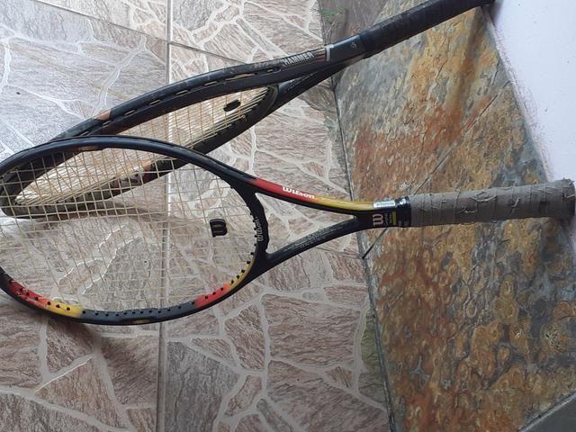 Raquetes Wilson